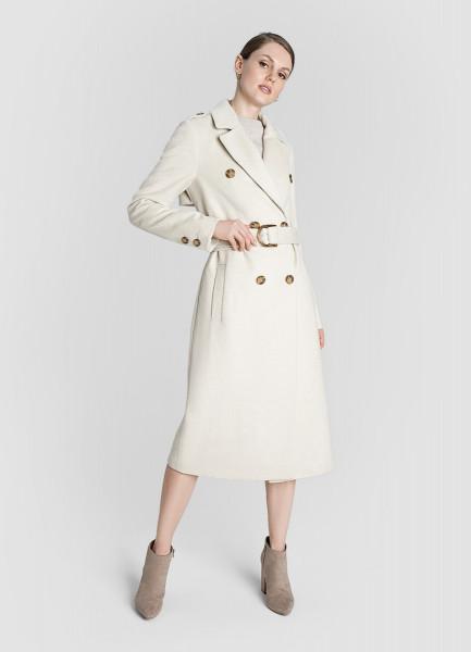 Длинное шерстяное пальто с поясом пальто с поясом icon пальто короткие