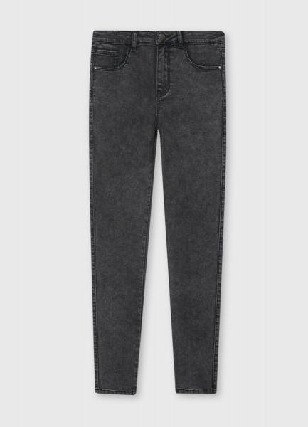 Узкие джинсы «5 карманов» фото
