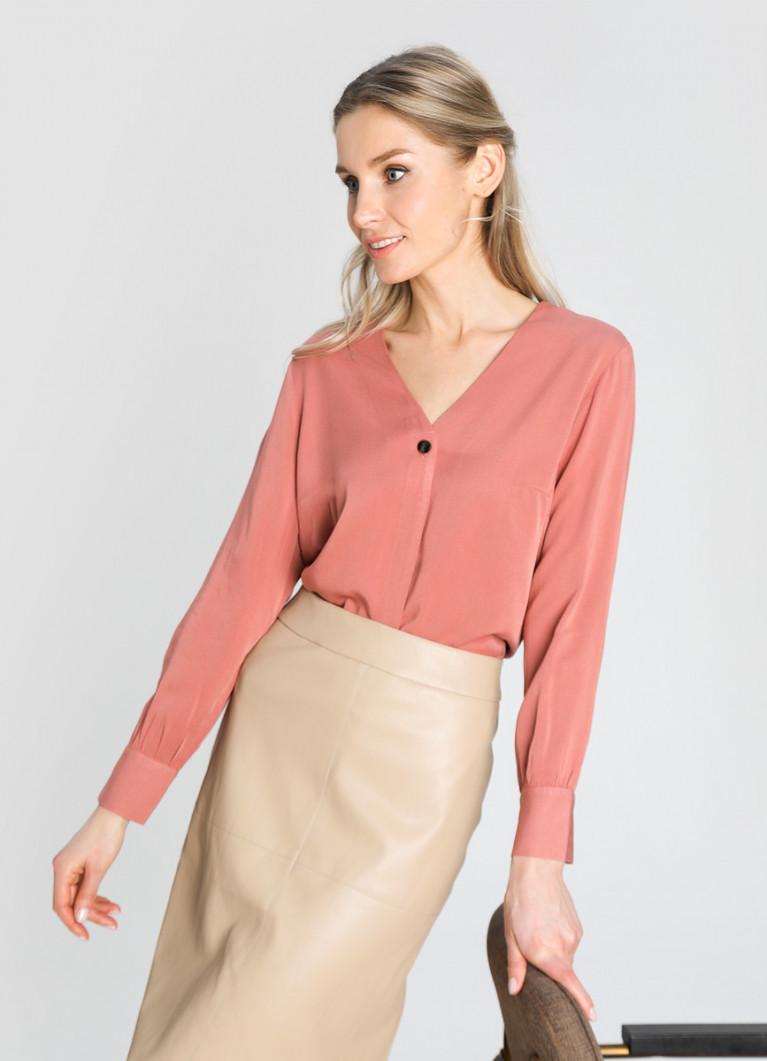 Блуза O'Stin Блузка из вискозы