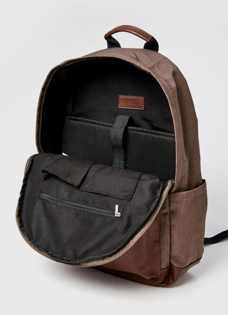 Рюкзак из текстиля