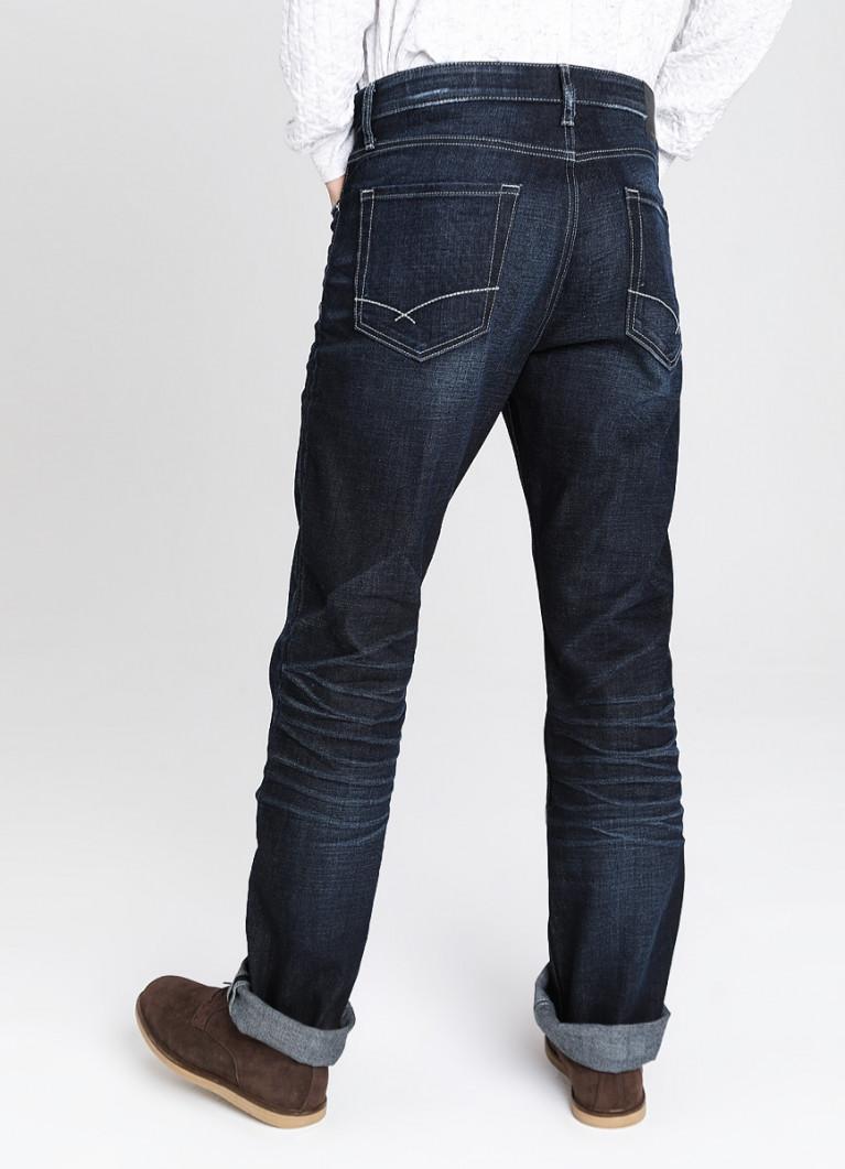 Мужские джинсы O'Stin Аутентичные прямые джинсы