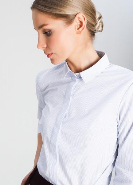 Хлопковая рубашка фото