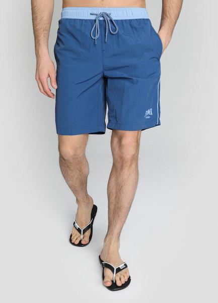 Плавательные шорты с контрастными деталями