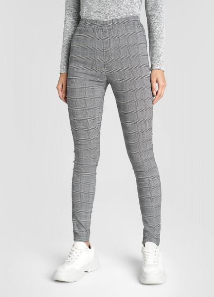 Брюки из эластичной ткани узкие брюки из эластичной ткани