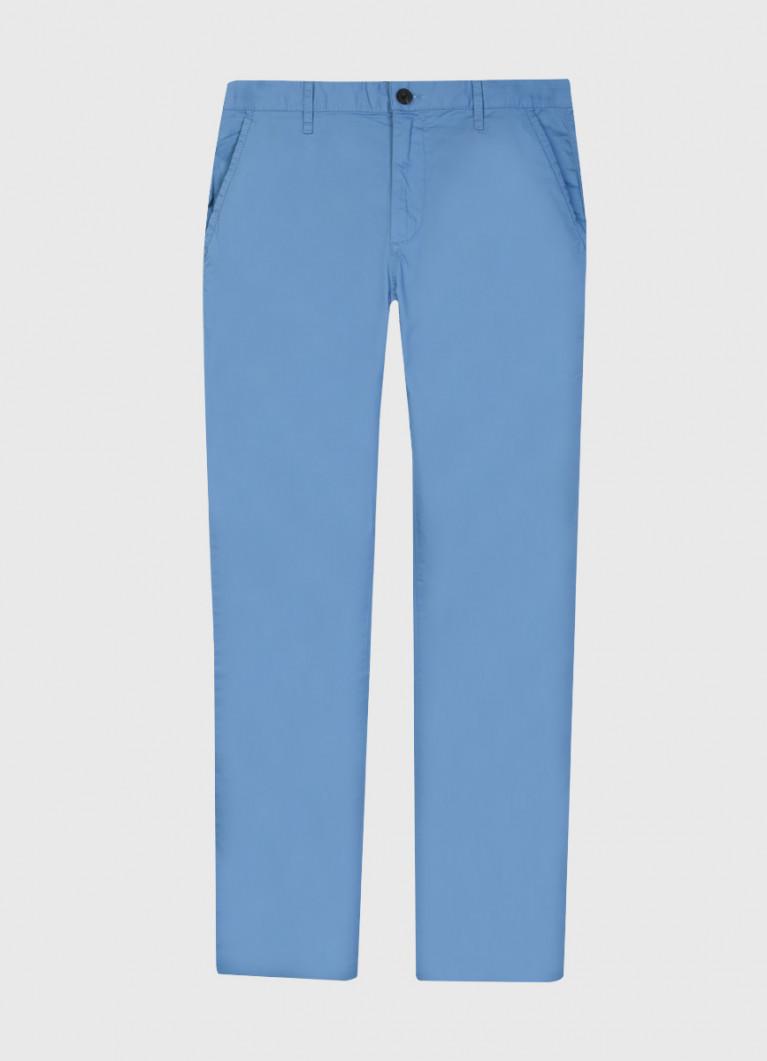 Базовые брюки Chino из микротвила