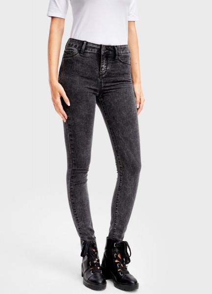 Базовые суперузкие джинсы фото
