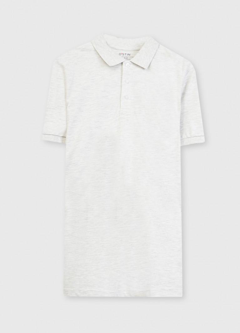 Мужские футболки поло O'Stin Базовое поло
