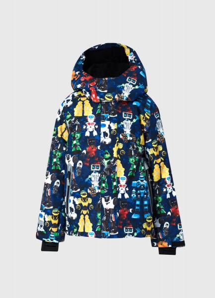 Высокотехнологичная куртка для мальчиков