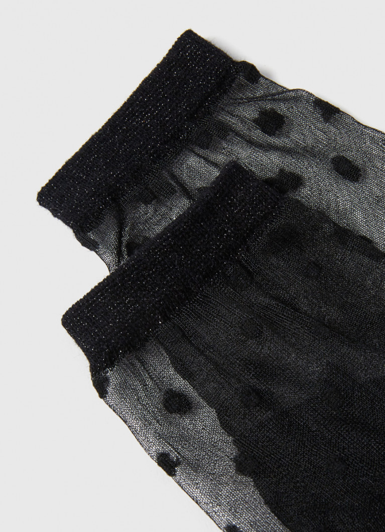 Женские колготки O'Stin Тонкие носки с жаккардом