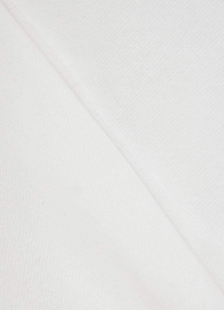 Базовая толстовка из френч-терри с начёсом