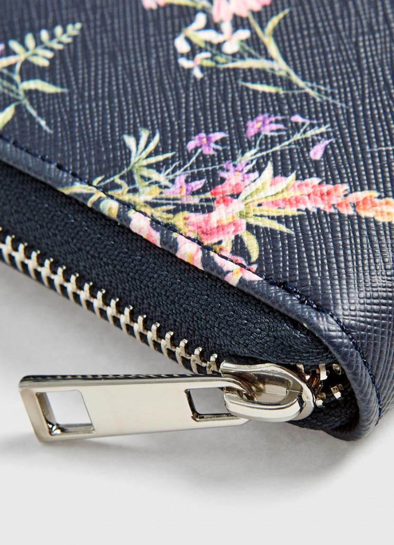 Сафьяновый кошелёк