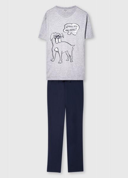 Фото - Пижама из хлопка пижама
