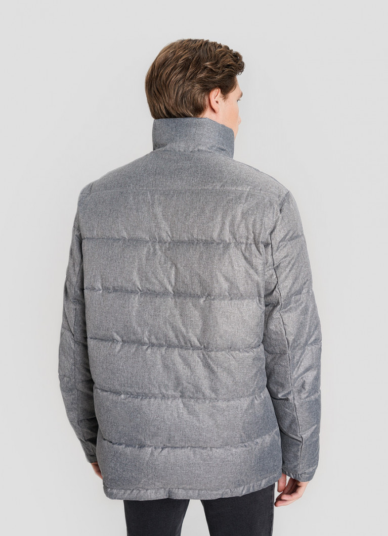 Пуховик O'Stin Базовая куртка с  воротником-стойкой