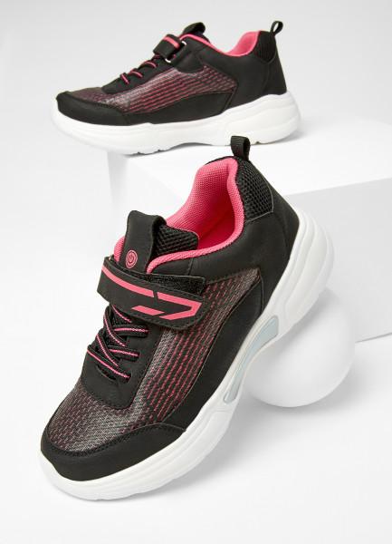 Светящиеся кроссовки для девочек