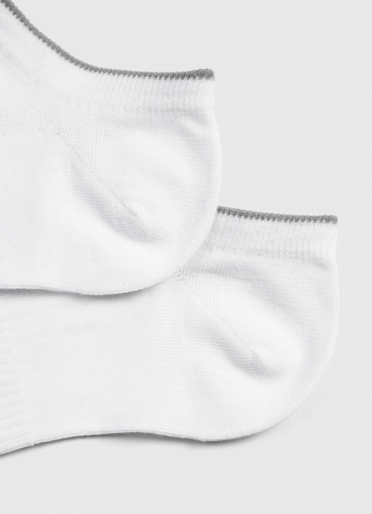 Тонкие короткие носки