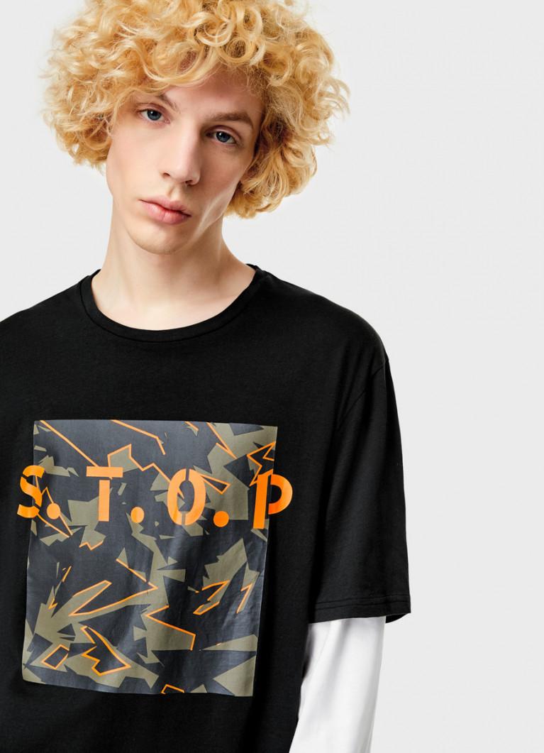 Многослойная футболка
