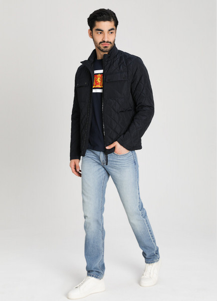 Стёганая куртка фото