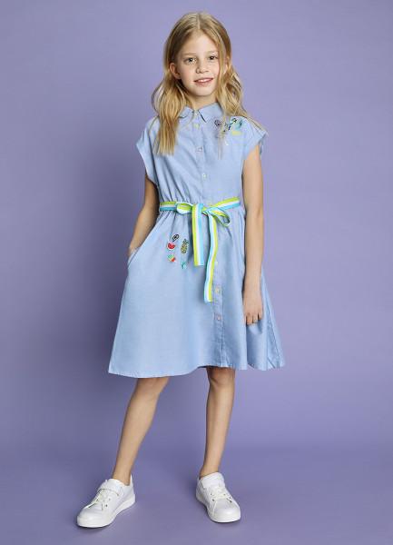 Платье для девочек фото