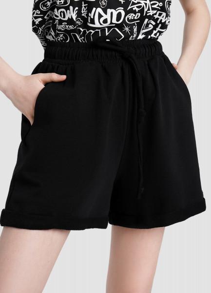Удлинённые прямые шорты