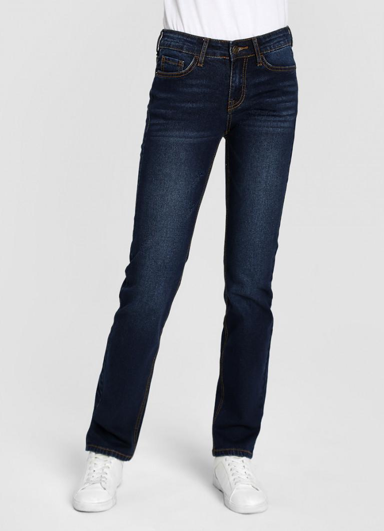 Базовые джинсы Straight Fit