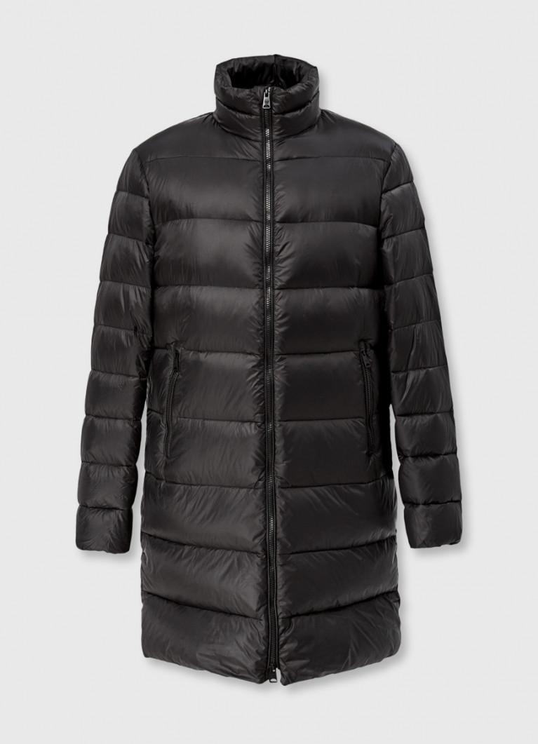 Ультралёгкое пуховое пальто