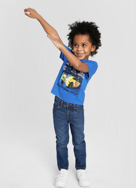 Базовые джинсы для мальчиков фото