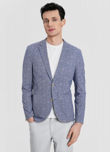 Пиджак из эластичного полотна