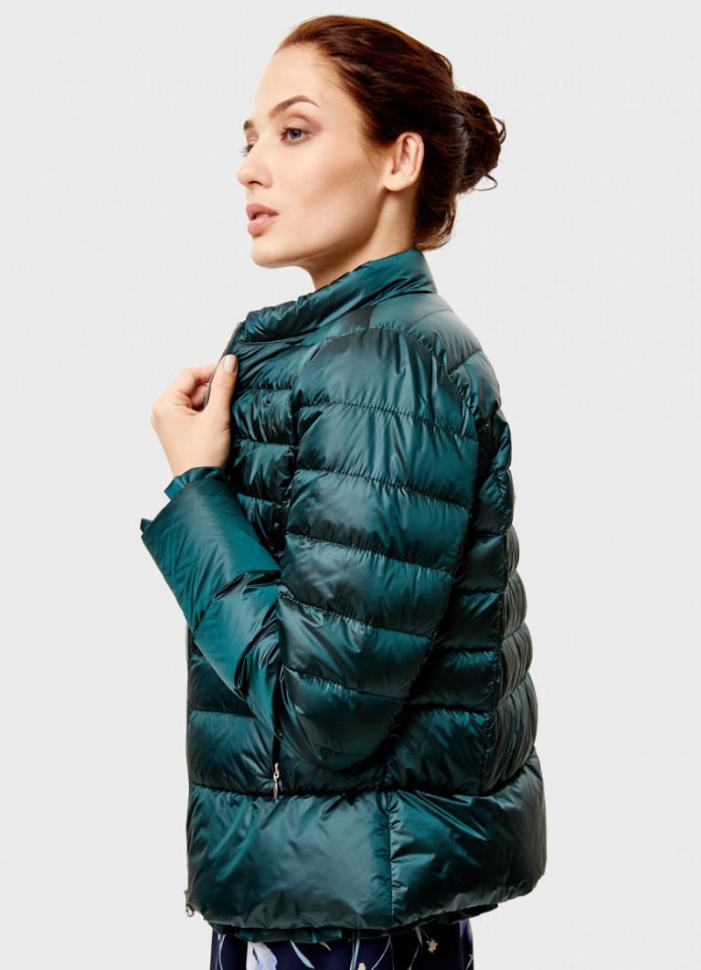 Ультралёгкая куртка с рюшами