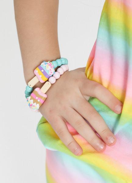 Набор браслетов для девочек