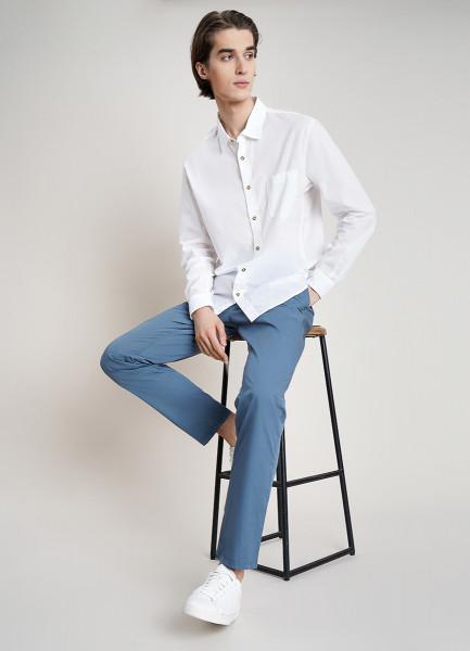 Рубашка из тонкого хлопка