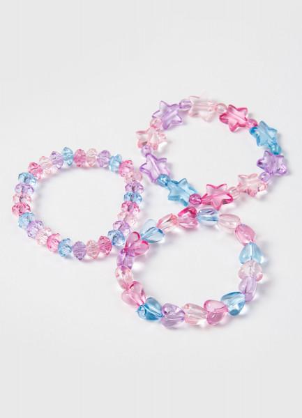 Набор браслетов для девочек фото
