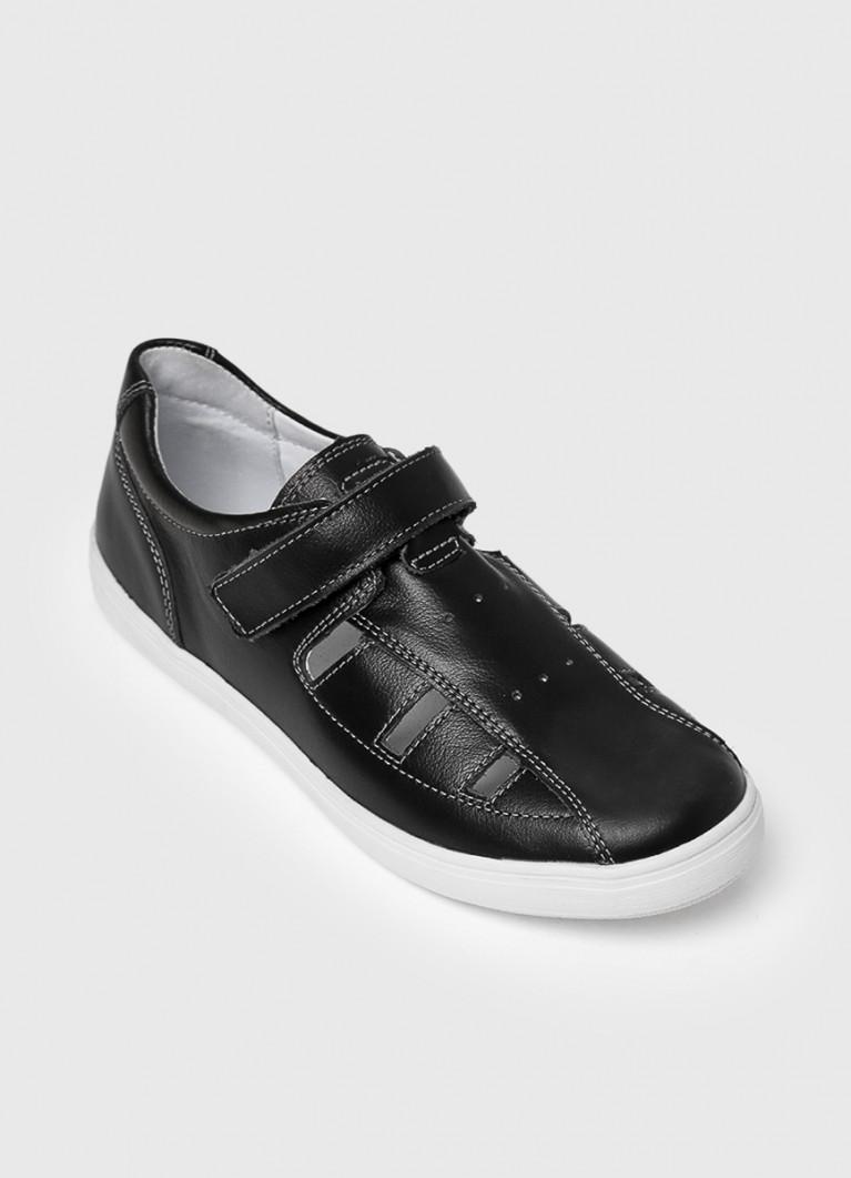 Кожаные сандалеты для мальчиков