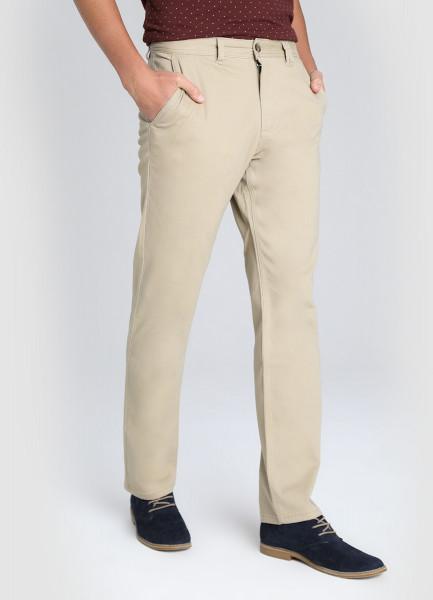 Базовые брюки Chino из твила фото