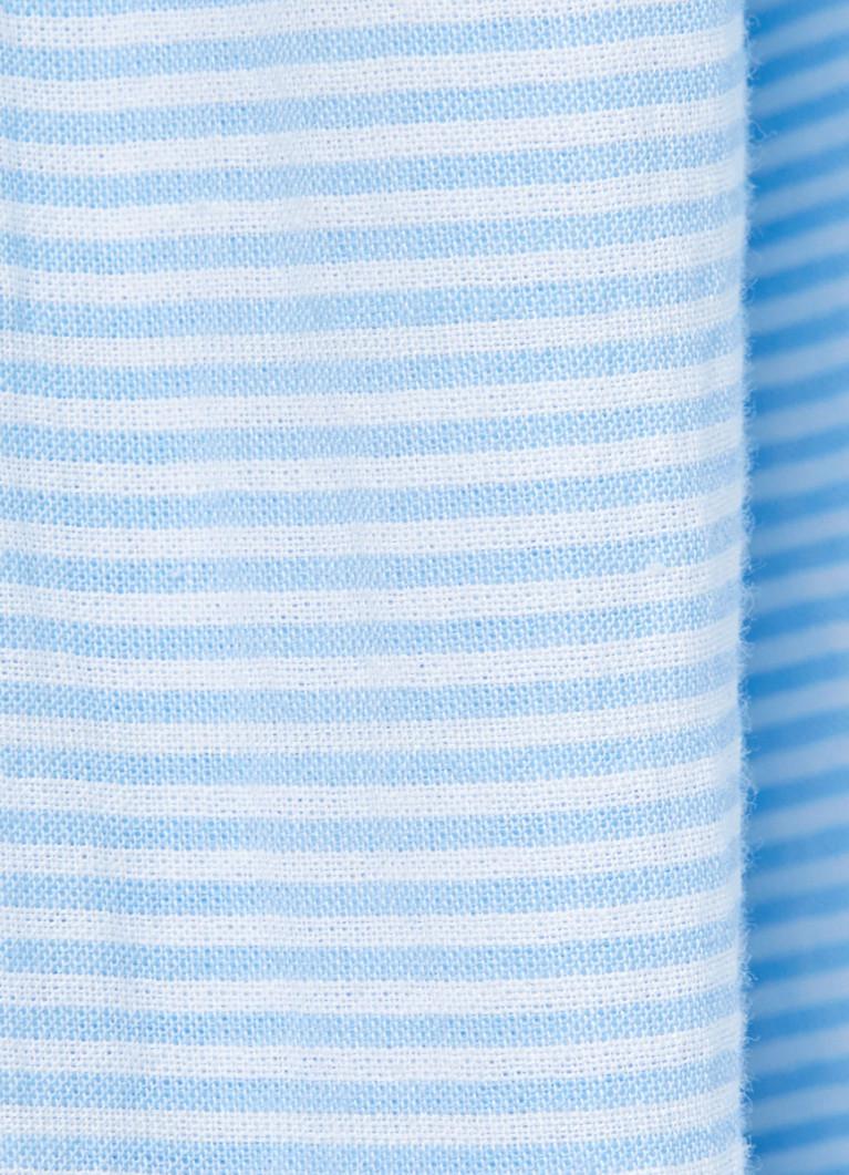 Рубашка из ткани Seer Sucker