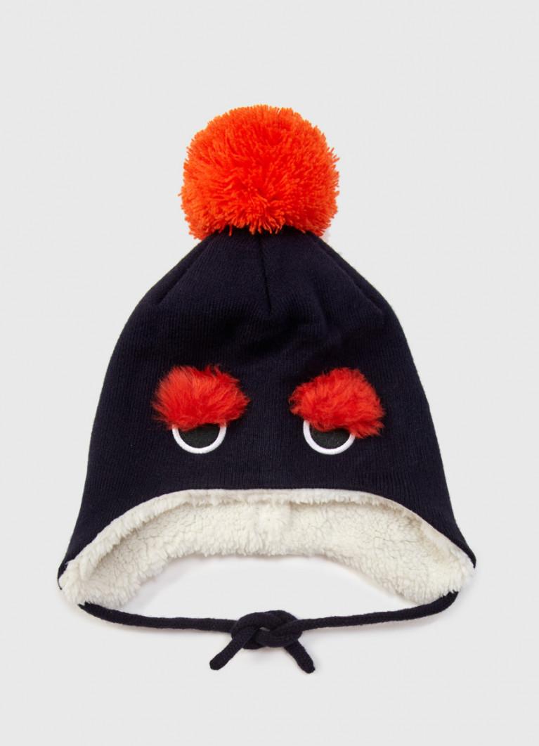 Вязаная шапка для мальчиков (BH8V85-68) купить за 349 руб ...