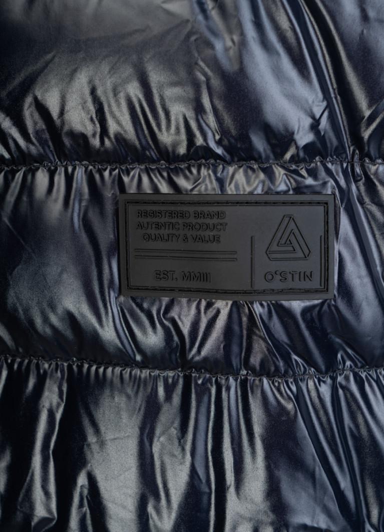 Куртка O'Stin Стёганая куртка-бомбер с капюшоном