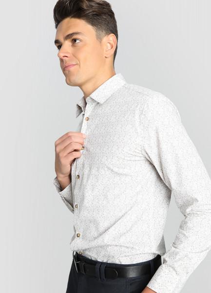 Рубашка с принтом Paisley