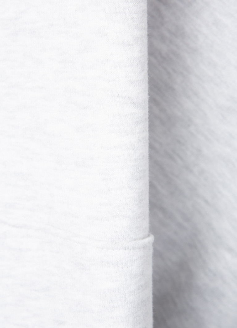 Толстовка-худи с карманом