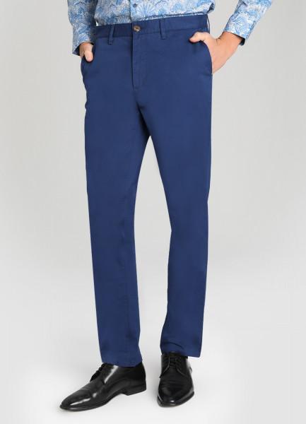 Базовые брюки из твила фото