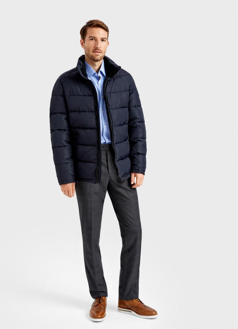 Базовая утеплённая куртка