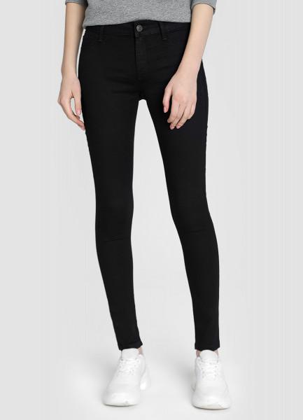 Суперузкие джинсы фото