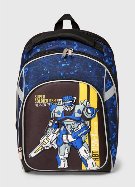 Ортопедический рюкзак для мальчиков