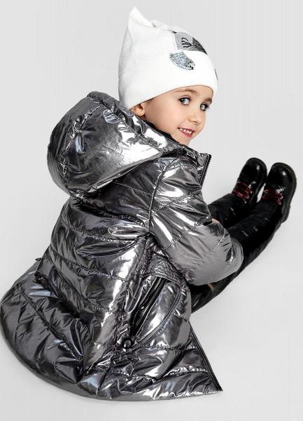 Утеплённая куртка для девочек фото