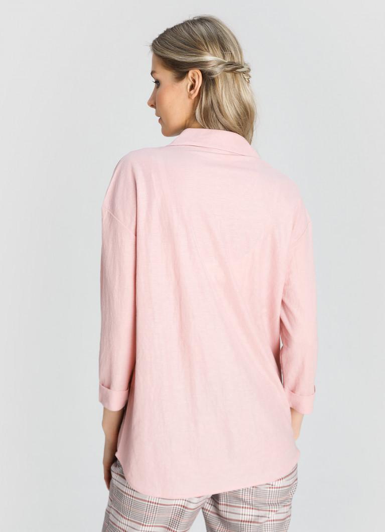 купить трикотажную блузку на озоне