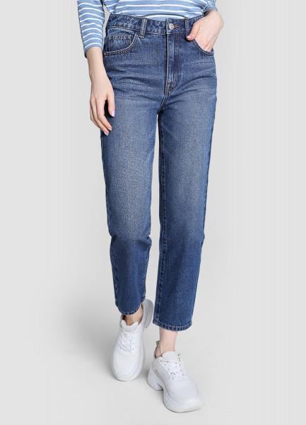 Джинсы прямого силуэта джинсы sela sela se001emdqge1