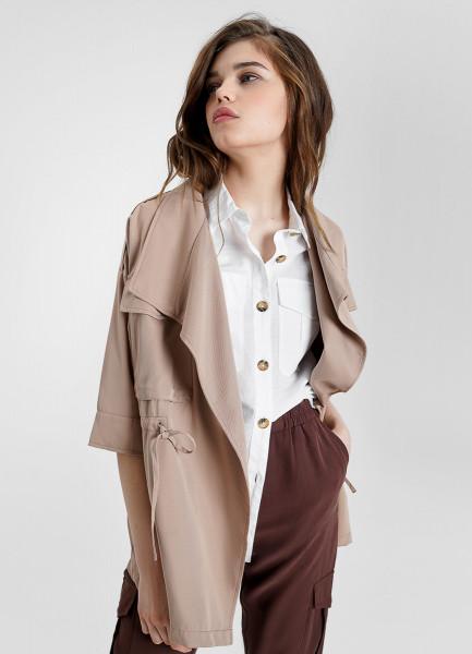 Куртка в стиле сафари