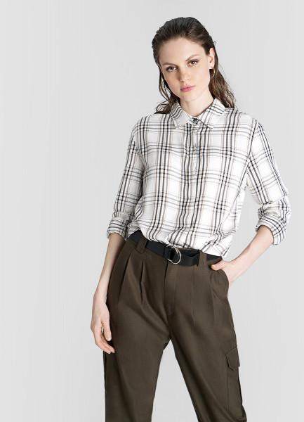 Рубашка из тенселя
