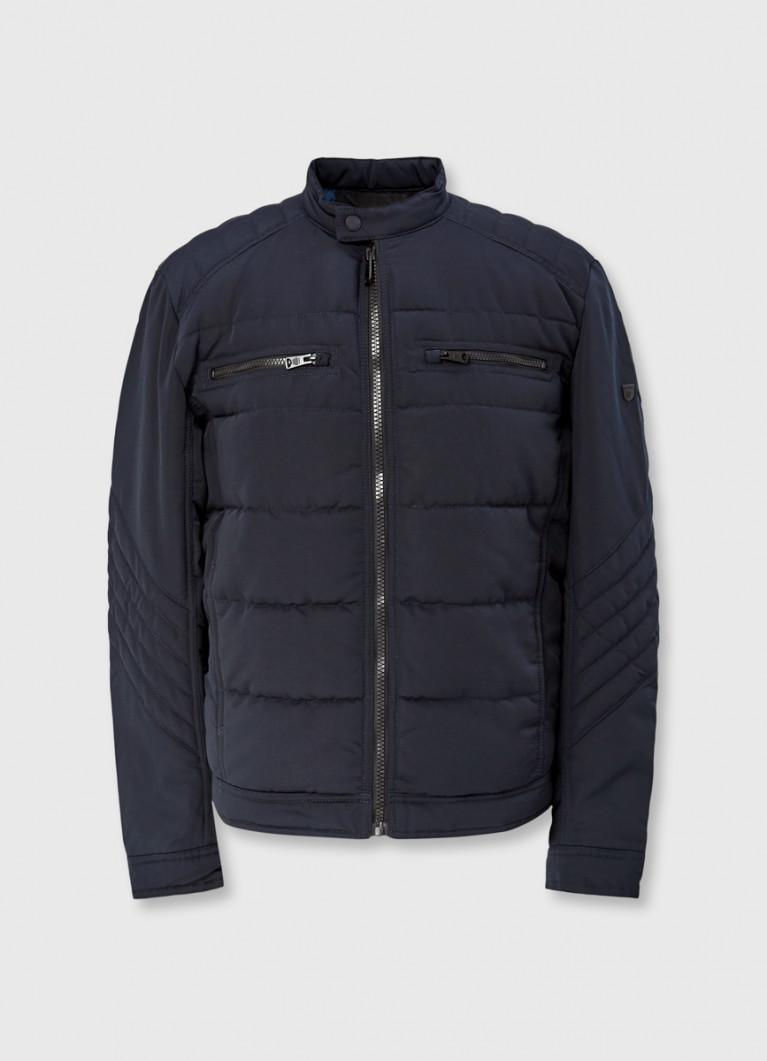 Куртка в байкерскoм стиле