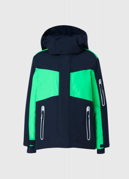 Высокотехнологичная куртка для мальчиков фото
