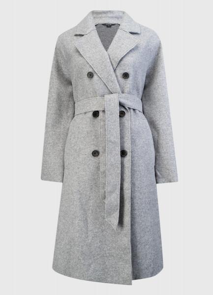 Двубортное пальто с поясом пальто с поясом icon пальто короткие
